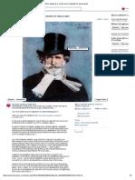 Giuseppe Verdi e Il Trattato Segreto Sugli 8hz