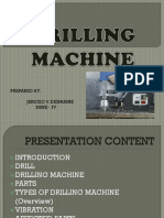 Drilling Machine Vibration 1