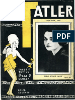 The Tatler January 1922