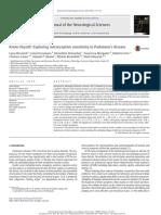 Know Thyself- Exploring Interoceptive Sensitivity in Parkinson's Disease (2016)