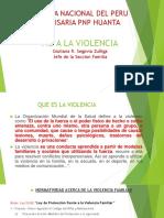 Ponencia de Violencia