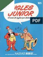 Inglés Junior BBC Fascículo 105