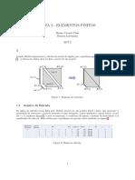 Elementos Finitos - Implementação