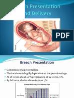 Breech Presentation