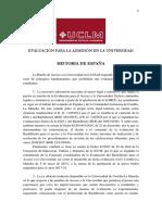 Documento de Historia de Espana 2017-18
