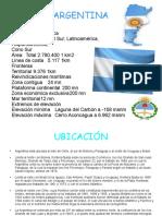 ARGENTINA Prueba Con Openoffice
