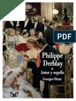 Ohnet, Georges - Philippe Derblay