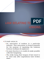 1 Trade Union