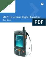 Motorola Symbol mc75.pdf