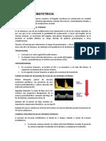 Resumen Doppler en Obstetricia (1)