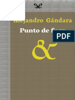 Gandara Alejandro - Punto de fuga.epub