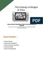 Peraturan Perundang-undangan D3 Farmasi (06122016)