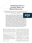 A COMPREHENSIVE FACULTY DEVELOPMENT MODEL IN NURSING EUDCATION.pdf