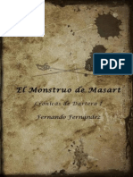 Fernandez Fernando - El monstruo de Masart.epub