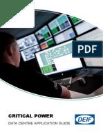 Critical Power Data Centre Land Power UK
