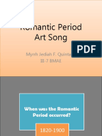 Romantic Demo