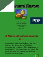 Multicultural Class