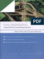 Transportation Engineering Review