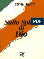 Giacomo BIFFI - Sullo Spirito Di Dio.pdf