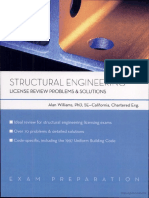 Structural Engineering Review Problems