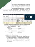 Enunciado Ejercicio Selección Proveedores.gestión de Existencias, PA, VOP, PP