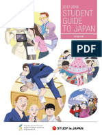 Student Guide to Japan (2017-18)