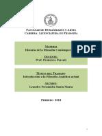 Introducción a La Filosofía Analítica Actual GUias (1)