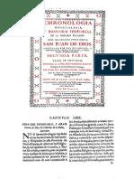 Vida Del Venerable y Gran Siervo de Dios Cebrián de La Nada 1716