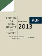 Leitura Da Obra de Arte de Carybé