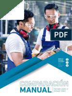 COMPARACION ISO45001 - OHSAS18001