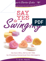 Say Yes to Swinging – Go From HELL NO to OH YES