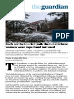 Bosnia Hotel Rape Murder War Crimes