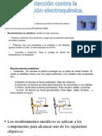 Protección Contra La Corrosión Electroquímica