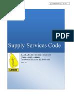 Supply Services Code (E) (1)