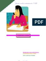 Cuaderno Del Alumno Evaluacion Inicial 1 Eso Mat