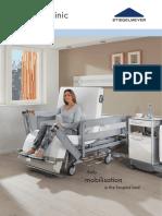 Stiegelmeyer Vertica Clinic Bed Brochure en V04