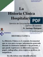 D. Santiago Rodriguez-Hª Clinica