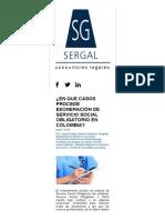 ¿en Que Casos Procede Exoneración de Servicio Social Obligatorio en Colombia_ _ Sergal