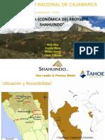 Geología Económica del Proyecto Shahuindo - Ing Omar Cabrera.pdf