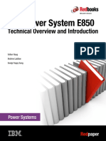 IBM Power System E850_Technical Overview and Introduction