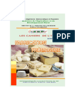 Frabrication Fromage