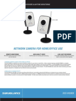 DLink DCS 920 Brochure (Updated)