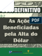 Guia Definitivo Acoes Beneficiadas Pela Alta Do Dolar