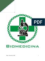 A Biomedicina (Modelo UFRN)