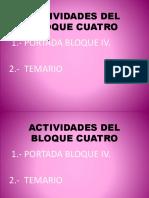 ACTIVIDADES DEL BLOQUE CUATRO.pptx