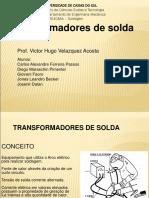 Transformadores de Solda Soldagem (1)