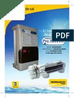 Folleto Promatic ESC 2015