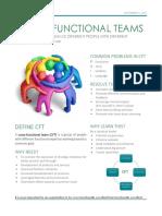 Cross Functional Teams