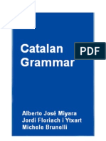 Catalan Grammar