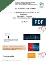 Cardiopatia y Embarazo 1.1